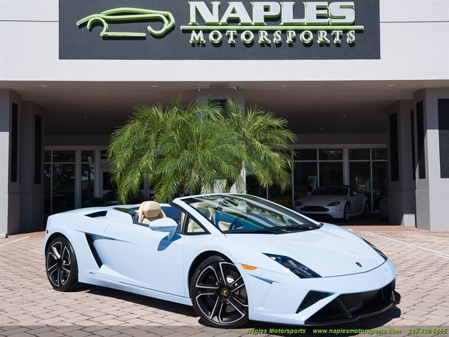 2014 Lamborghini Gallardo LP 560-4 Spyder - Photo 1 - Naples, FL 34104