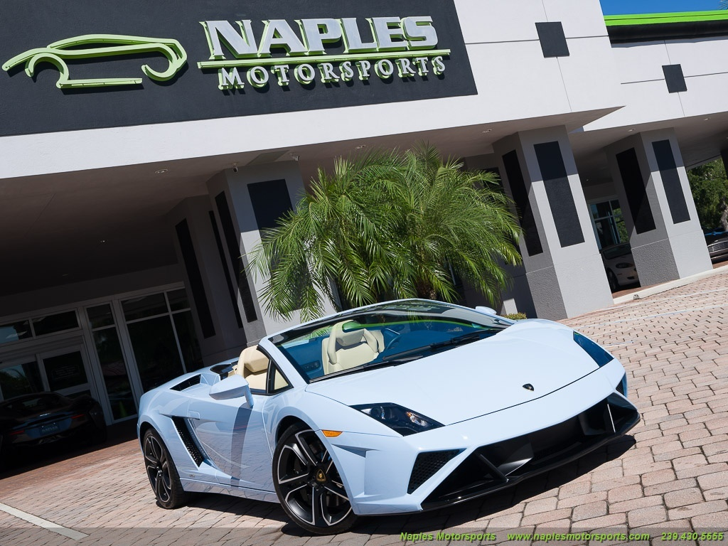 2014 Lamborghini Gallardo LP 560-4 Spyder - Photo 25 - Naples, FL 34104