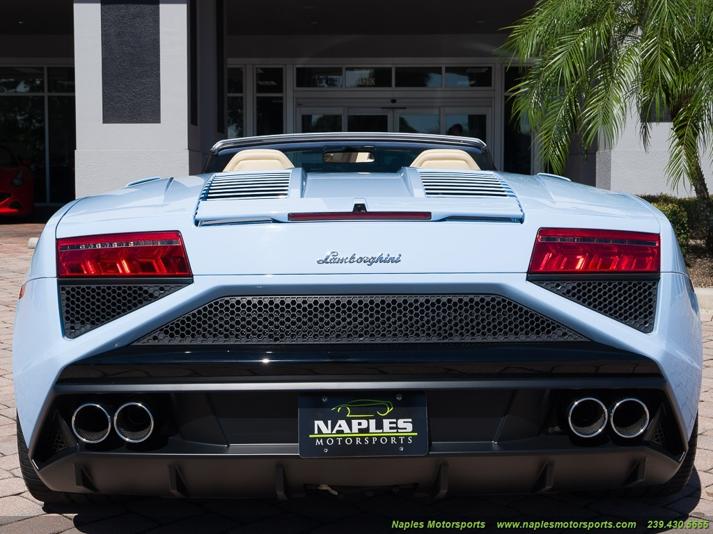 2014 Lamborghini Gallardo LP 560-4 Spyder - Photo 26 - Naples, FL 34104