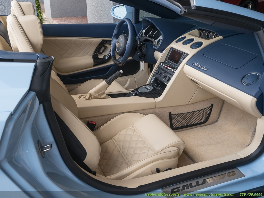 2014 Lamborghini Gallardo LP 560-4 Spyder - Photo 29 - Naples, FL 34104
