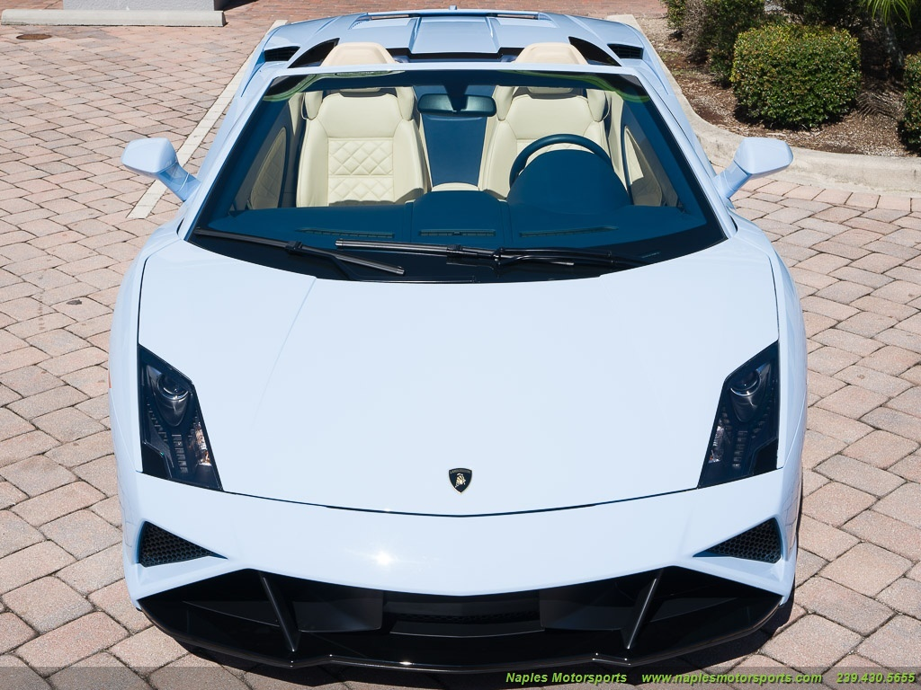 2014 Lamborghini Gallardo LP 560-4 Spyder - Photo 21 - Naples, FL 34104