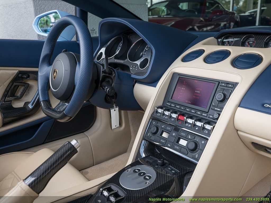 2014 Lamborghini Gallardo LP 560-4 Spyder - Photo 43 - Naples, FL 34104