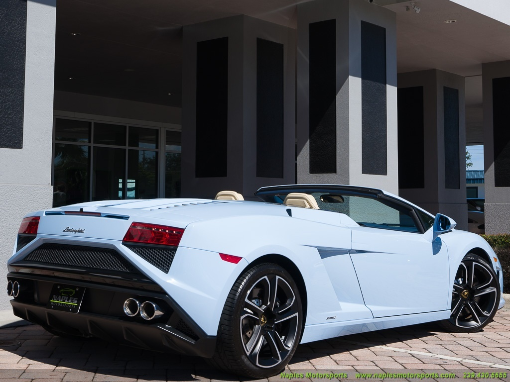 2014 Lamborghini Gallardo LP 560-4 Spyder - Photo 41 - Naples, FL 34104