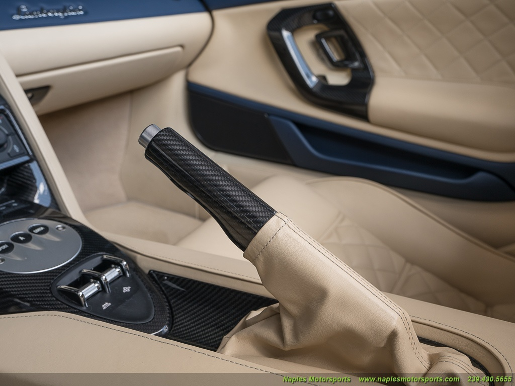 2014 Lamborghini Gallardo LP 560-4 Spyder - Photo 18 - Naples, FL 34104