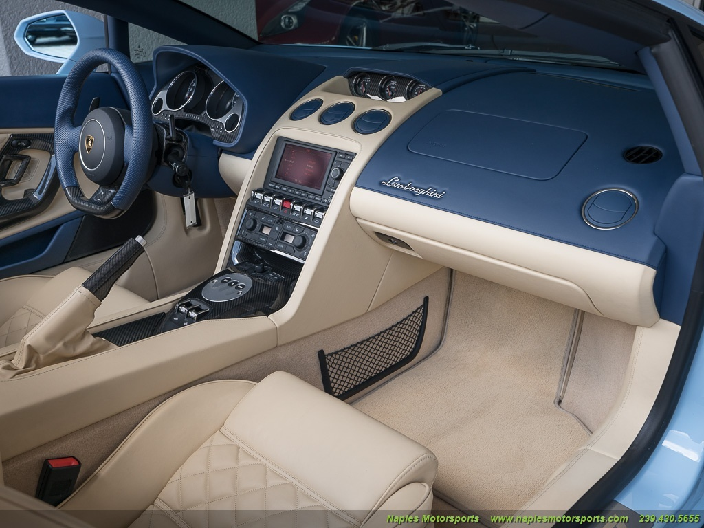 2014 Lamborghini Gallardo LP 560-4 Spyder - Photo 20 - Naples, FL 34104