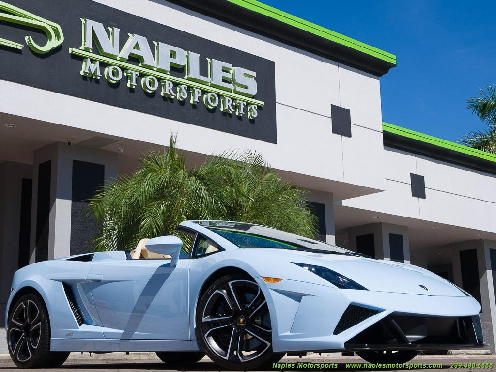 2014 Lamborghini Gallardo LP 560-4 Spyder - Photo 24 - Naples, FL 34104