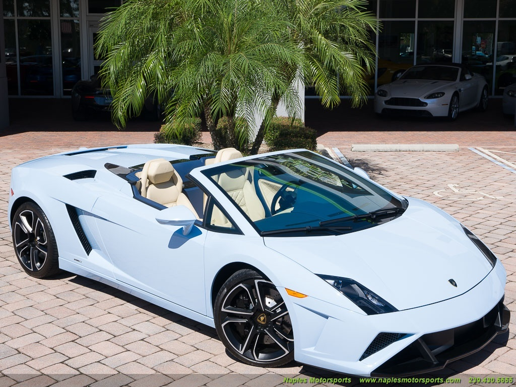 2014 Lamborghini Gallardo LP 560-4 Spyder - Photo 44 - Naples, FL 34104