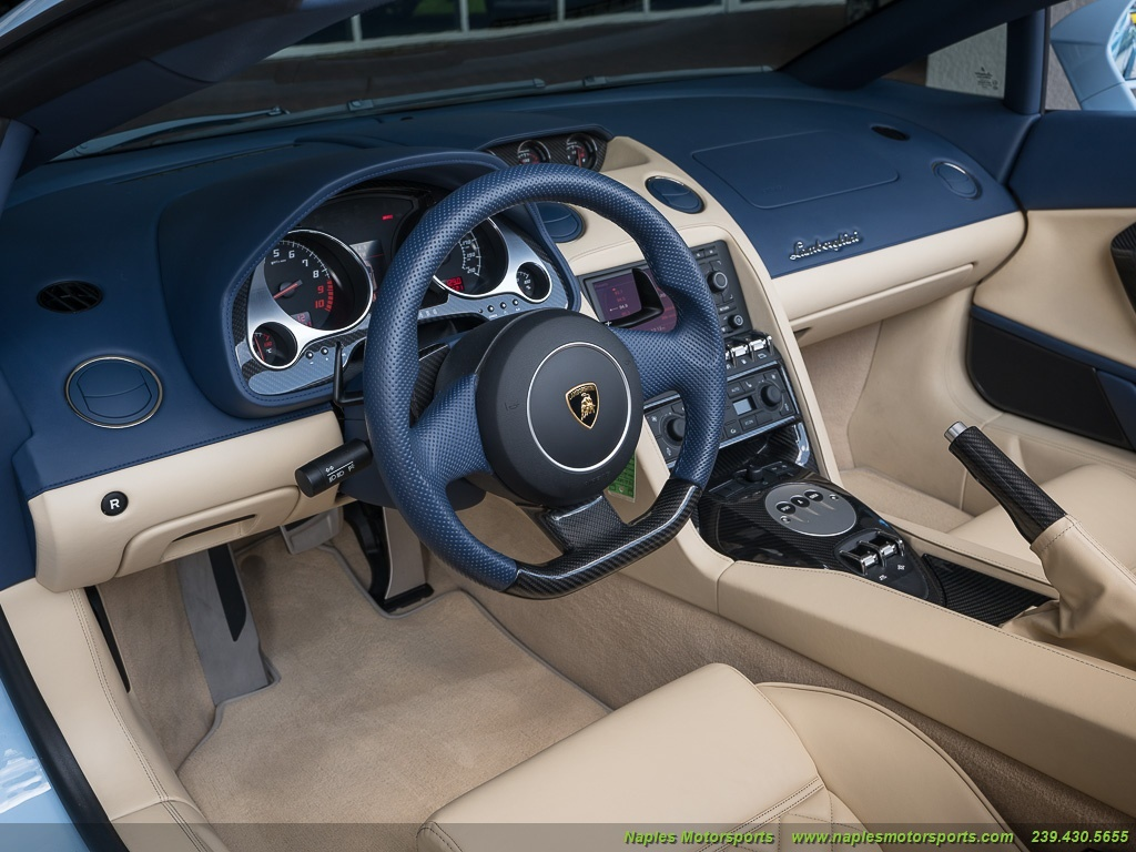 2014 Lamborghini Gallardo LP 560-4 Spyder - Photo 56 - Naples, FL 34104