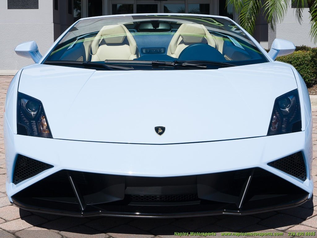 2014 Lamborghini Gallardo LP 560-4 Spyder - Photo 19 - Naples, FL 34104
