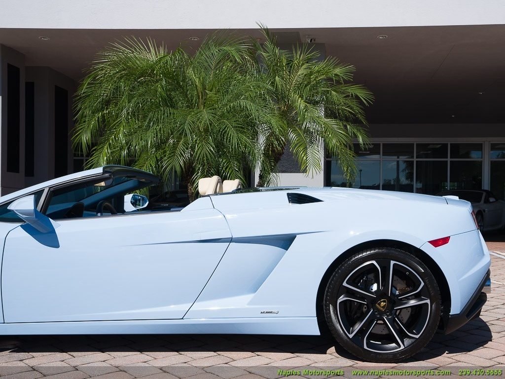 2014 Lamborghini Gallardo LP 560-4 Spyder - Photo 57 - Naples, FL 34104
