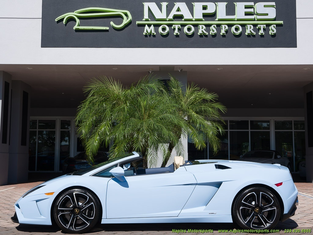2014 Lamborghini Gallardo LP 560-4 Spyder - Photo 54 - Naples, FL 34104