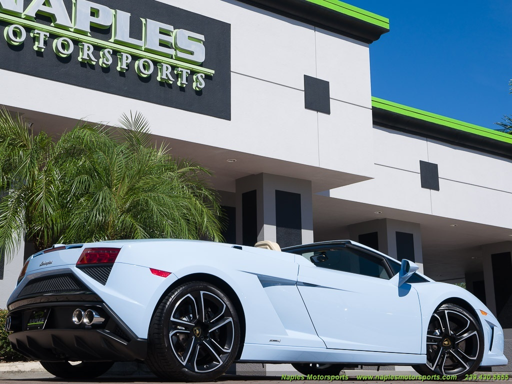 2014 Lamborghini Gallardo LP 560-4 Spyder - Photo 16 - Naples, FL 34104