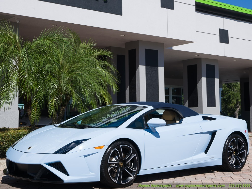 2014 Lamborghini Gallardo LP 560-4 Spyder - Photo 50 - Naples, FL 34104