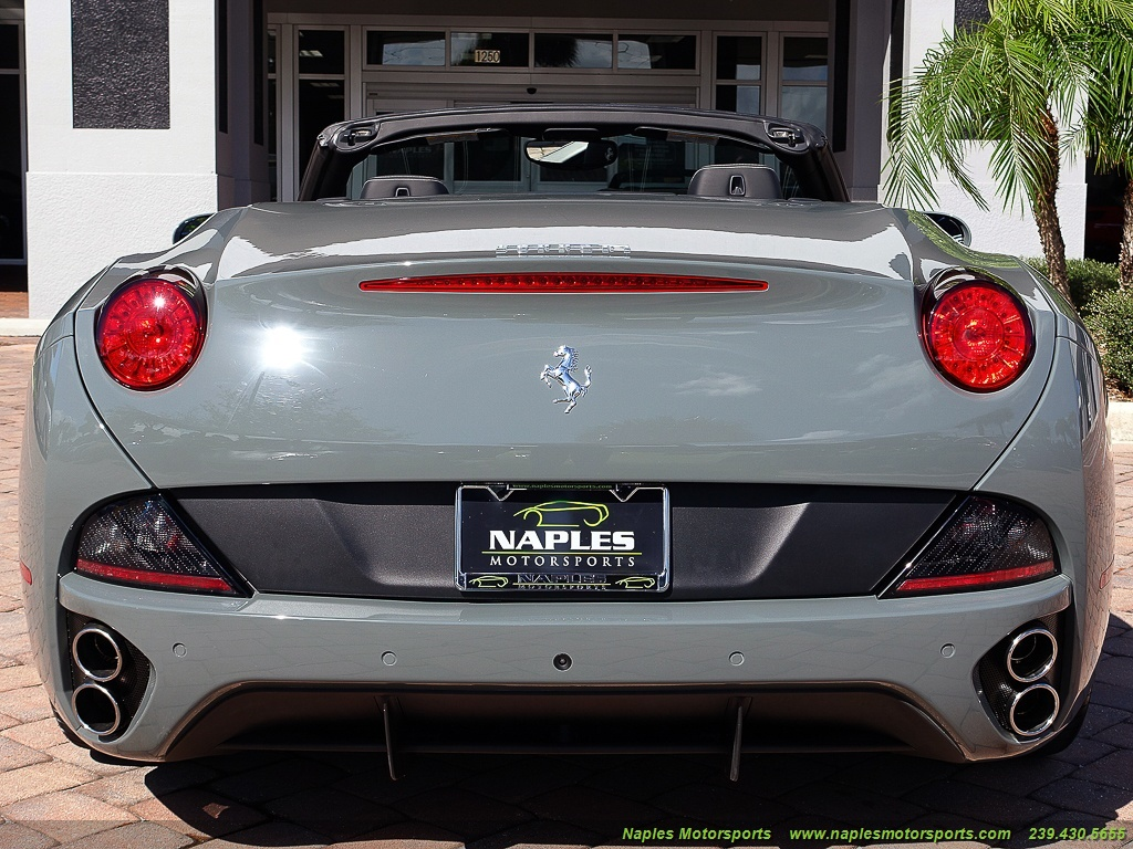 2014 Ferrari California - Photo 23 - Naples, FL 34104