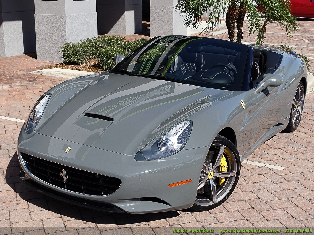2014 Ferrari California - Photo 29 - Naples, FL 34104