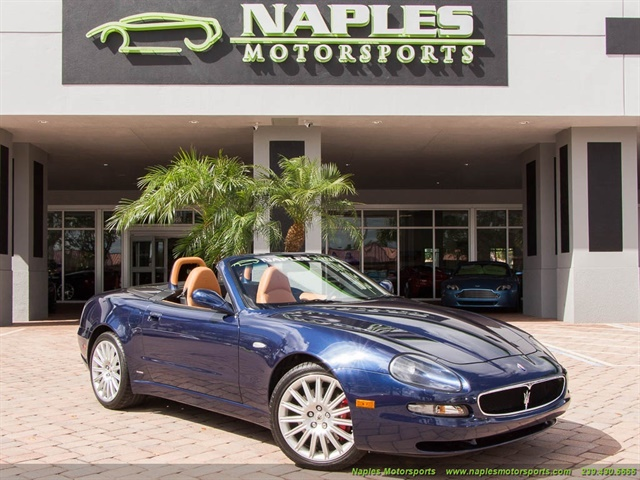 2002 Maserati Spyder - Photo 1 - Naples, FL 34104