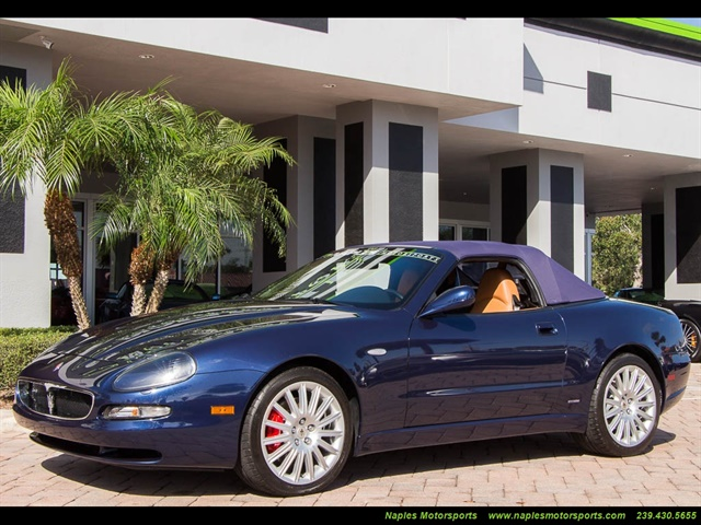 2002 Maserati Spyder - Photo 3 - Naples, FL 34104