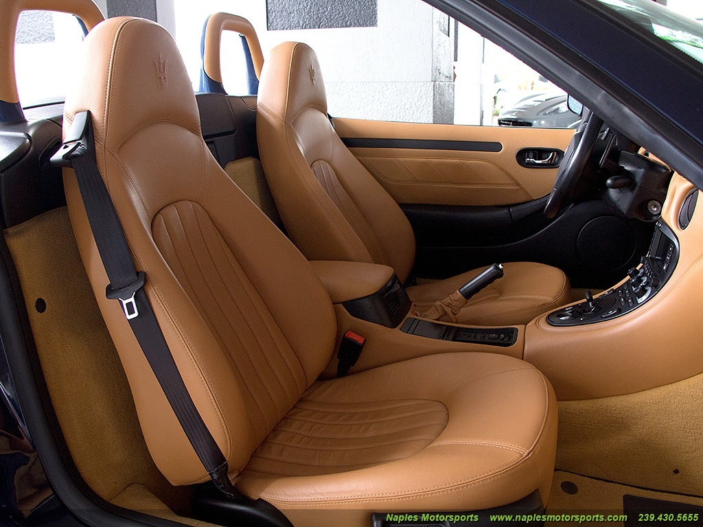 2002 Maserati Spyder - Photo 20 - Naples, FL 34104