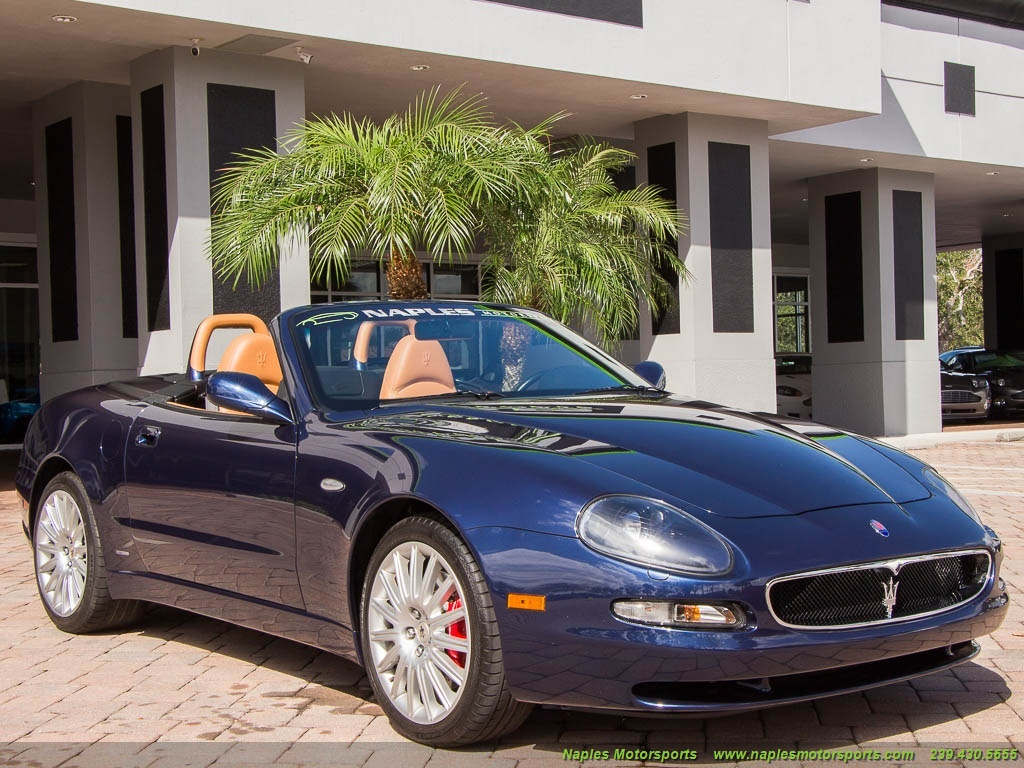 2002 Maserati Spyder - Photo 48 - Naples, FL 34104