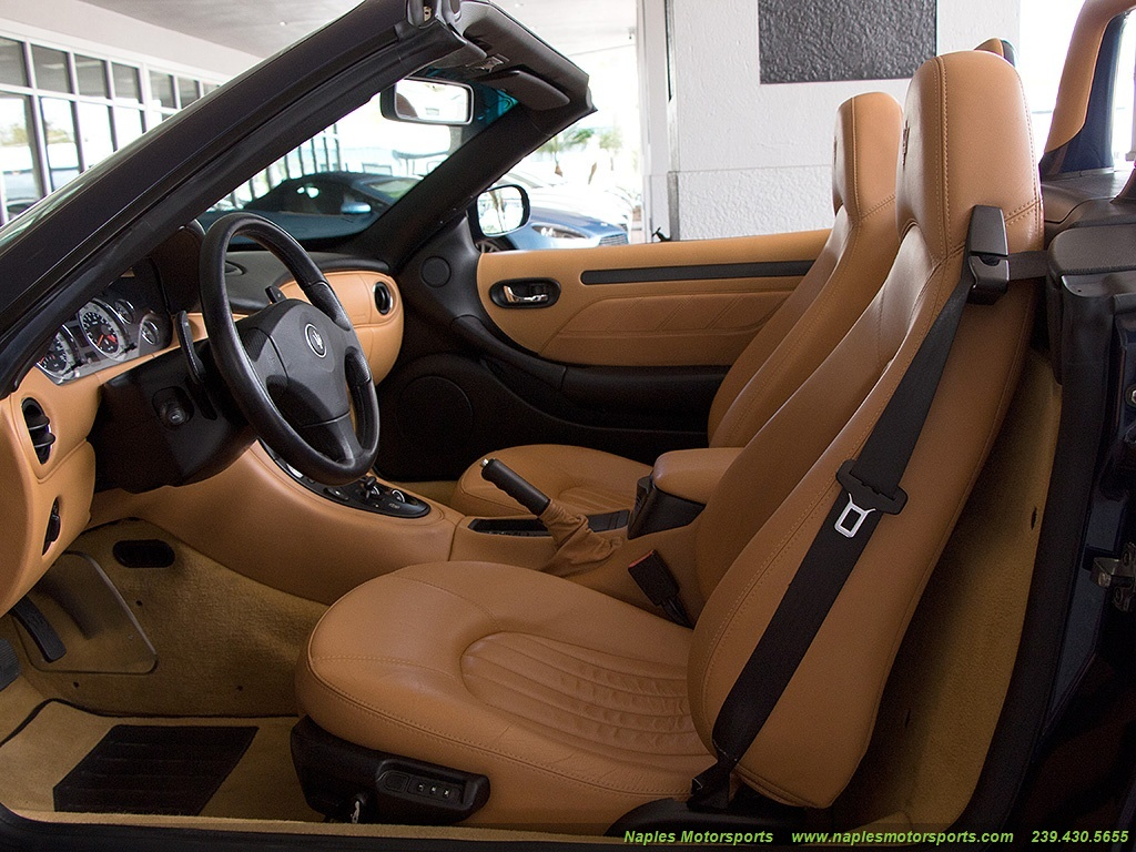 2002 Maserati Spyder - Photo 17 - Naples, FL 34104