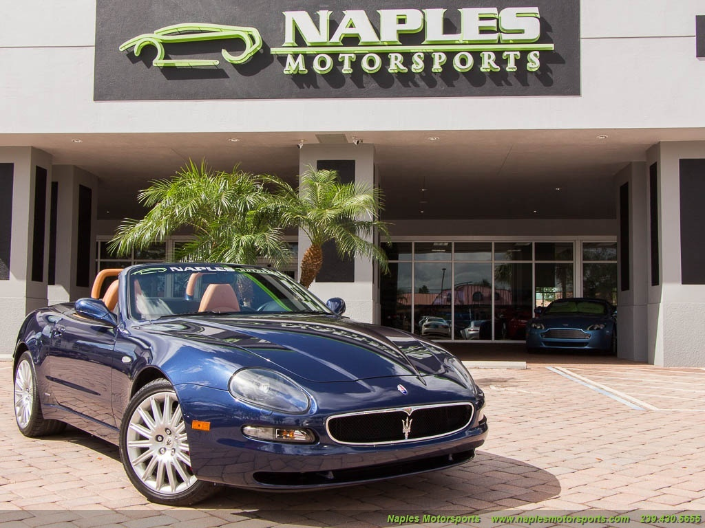 2002 Maserati Spyder - Photo 5 - Naples, FL 34104