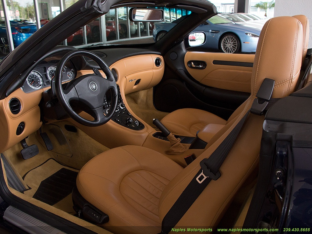2002 Maserati Spyder - Photo 9 - Naples, FL 34104