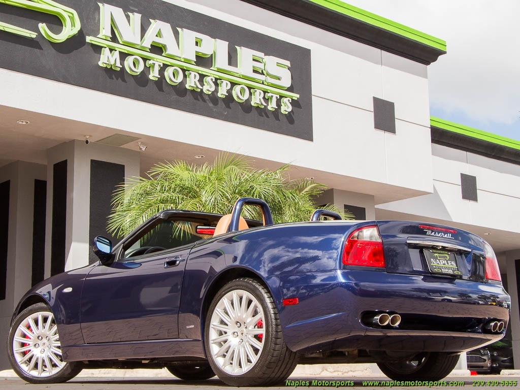 2002 Maserati Spyder - Photo 55 - Naples, FL 34104
