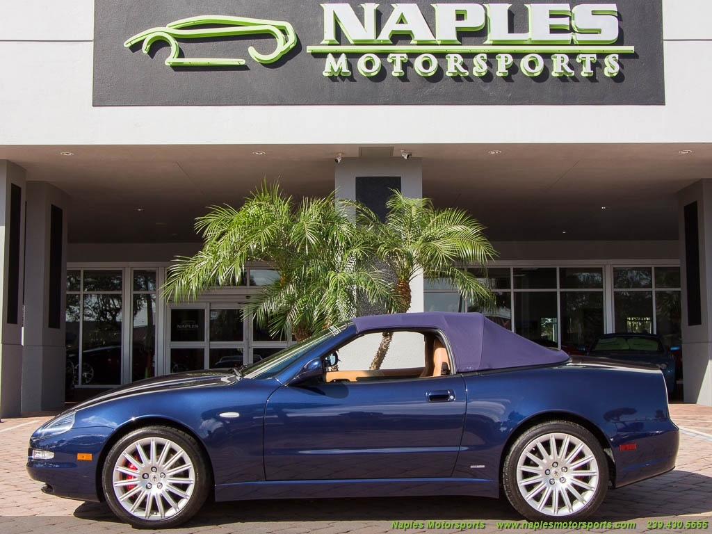2002 Maserati Spyder - Photo 21 - Naples, FL 34104