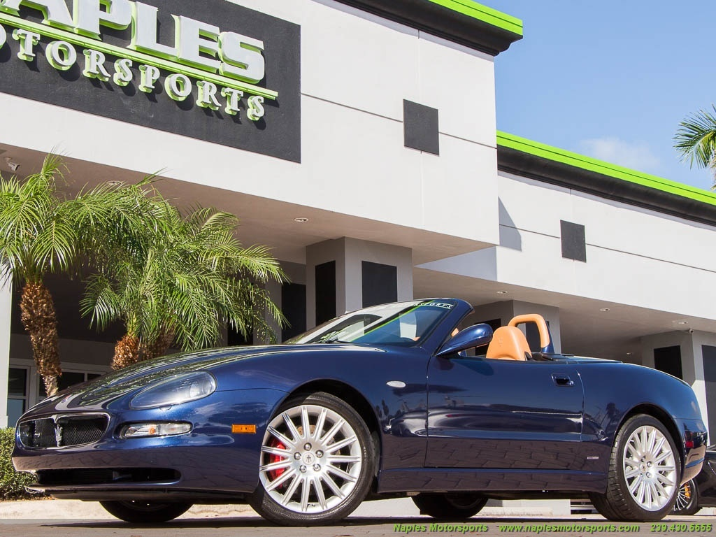 2002 Maserati Spyder - Photo 39 - Naples, FL 34104