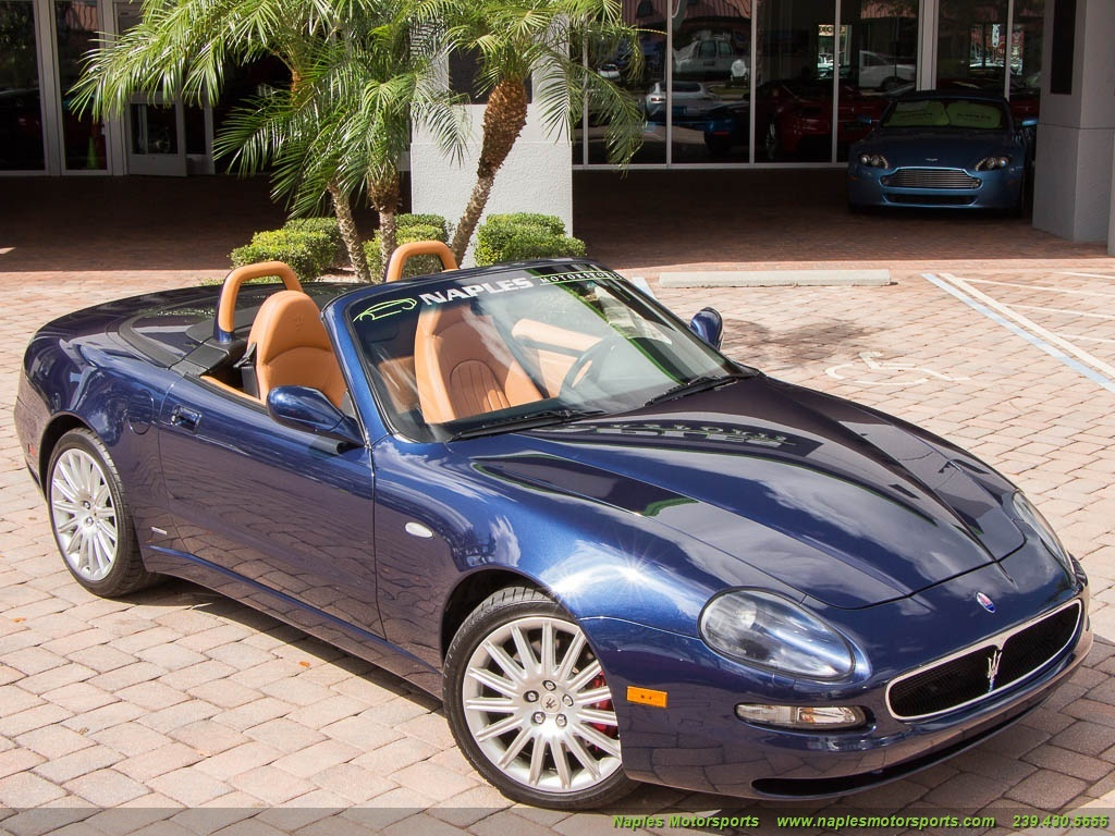 2002 Maserati Spyder - Photo 16 - Naples, FL 34104
