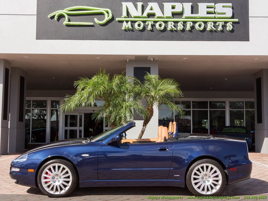 2002 Maserati Spyder - Photo 35 - Naples, FL 34104