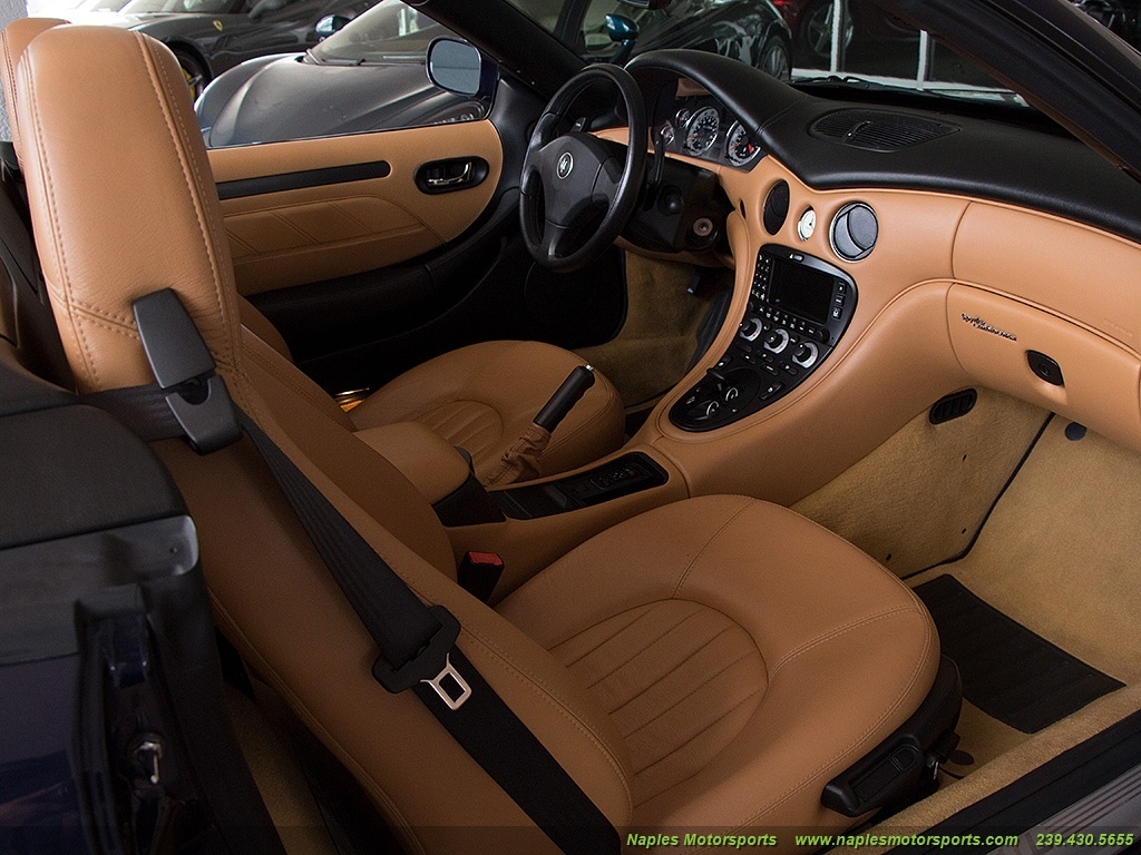 2002 Maserati Spyder - Photo 18 - Naples, FL 34104
