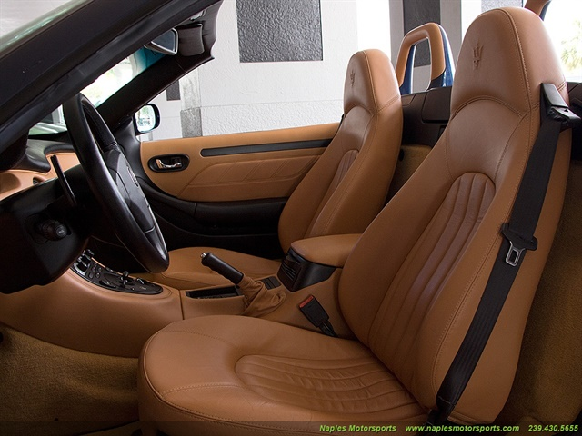2002 Maserati Spyder - Photo 2 - Naples, FL 34104