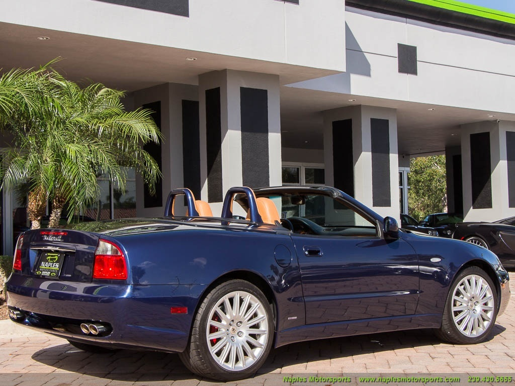 2002 Maserati Spyder - Photo 41 - Naples, FL 34104