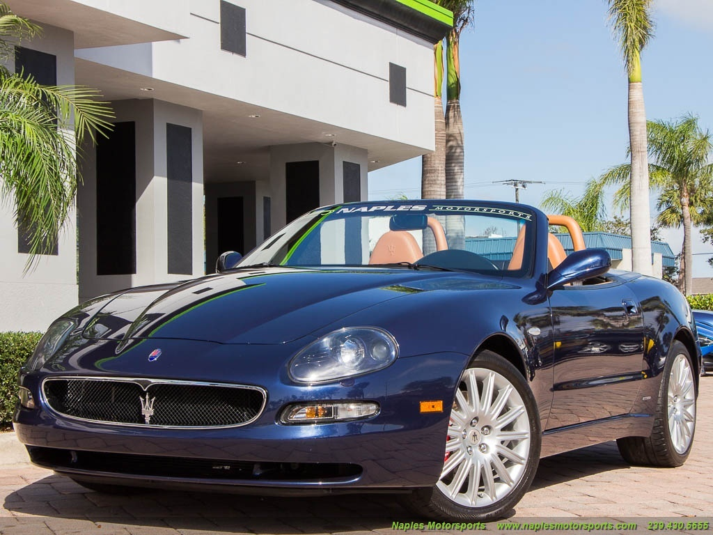 2002 Maserati Spyder - Photo 40 - Naples, FL 34104