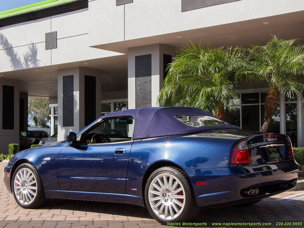 2002 Maserati Spyder - Photo 22 - Naples, FL 34104