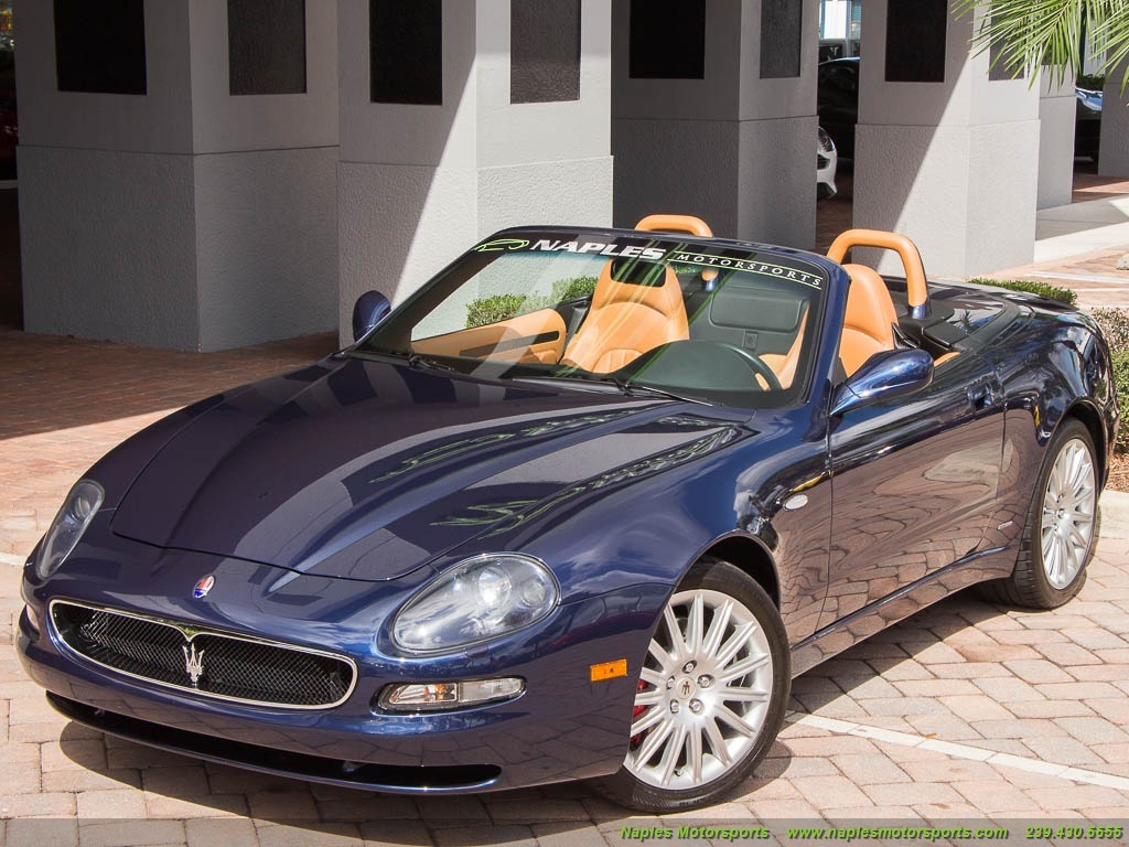 2002 Maserati Spyder - Photo 7 - Naples, FL 34104