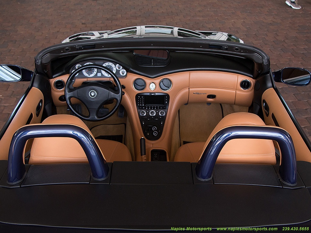 2002 Maserati Spyder - Photo 26 - Naples, FL 34104