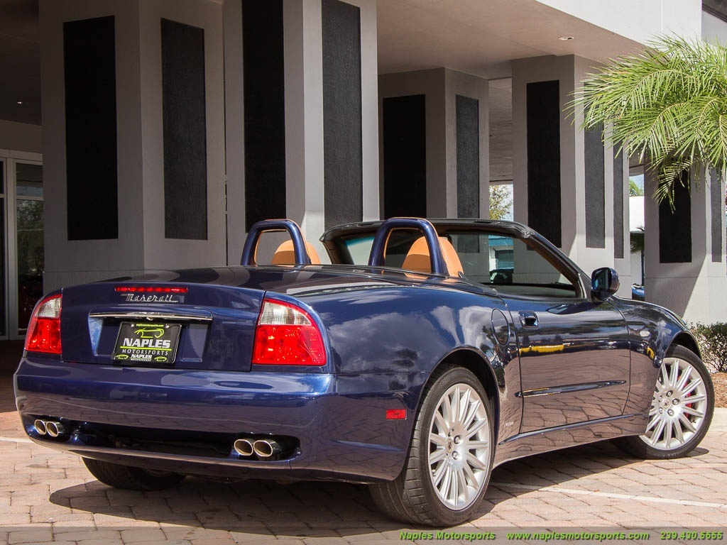 2002 Maserati Spyder - Photo 14 - Naples, FL 34104