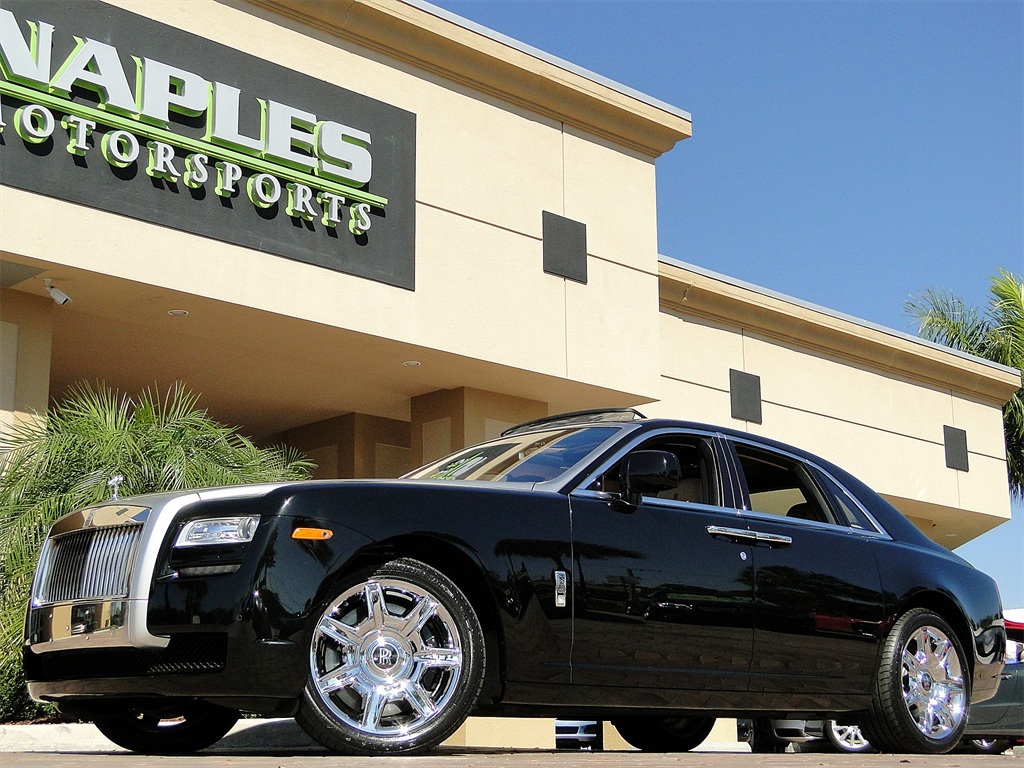 2011 Rolls-Royce Ghost for sale in Naples, FL | Stock ...