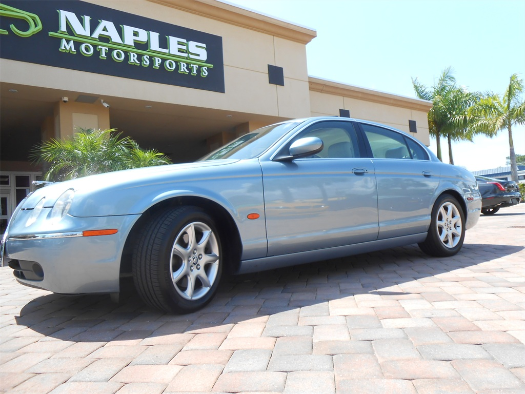 2006 Jaguar S Type 4 2