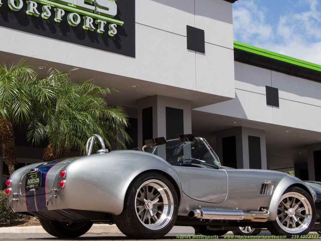 2014 Replica/Kit BackDraft Racing 427 Shelby Cobra Replica - Photo 14 - Naples, FL 34104