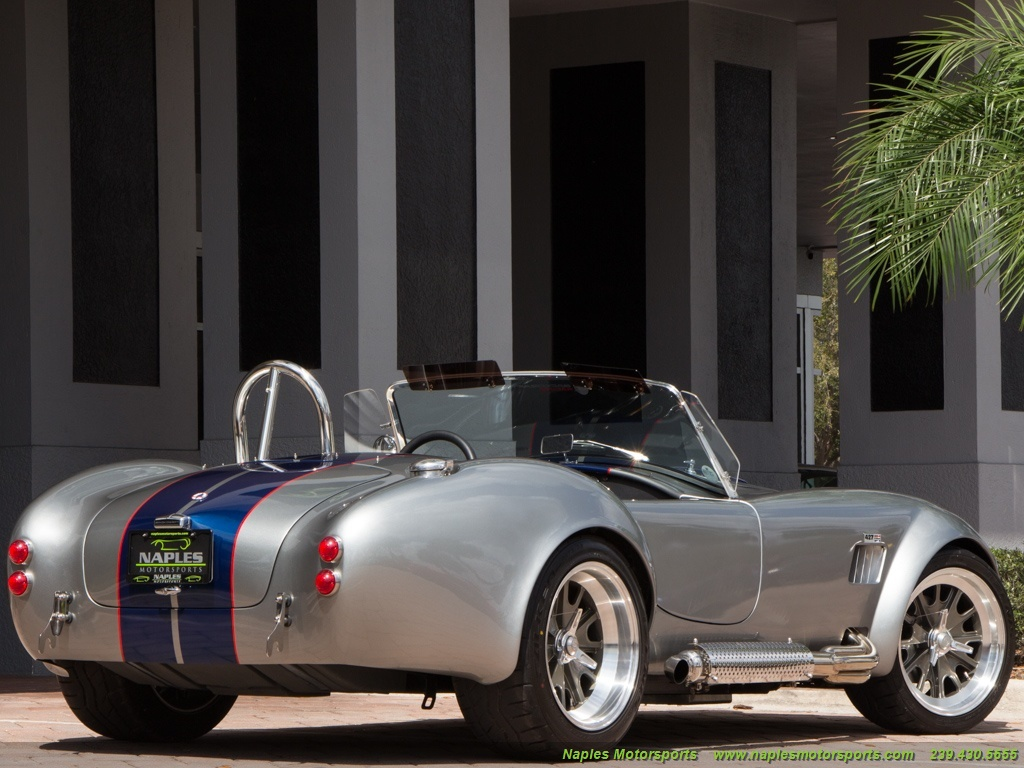 2014 Replica/Kit BackDraft Racing 427 Shelby Cobra Replica - Photo 40 - Naples, FL 34104