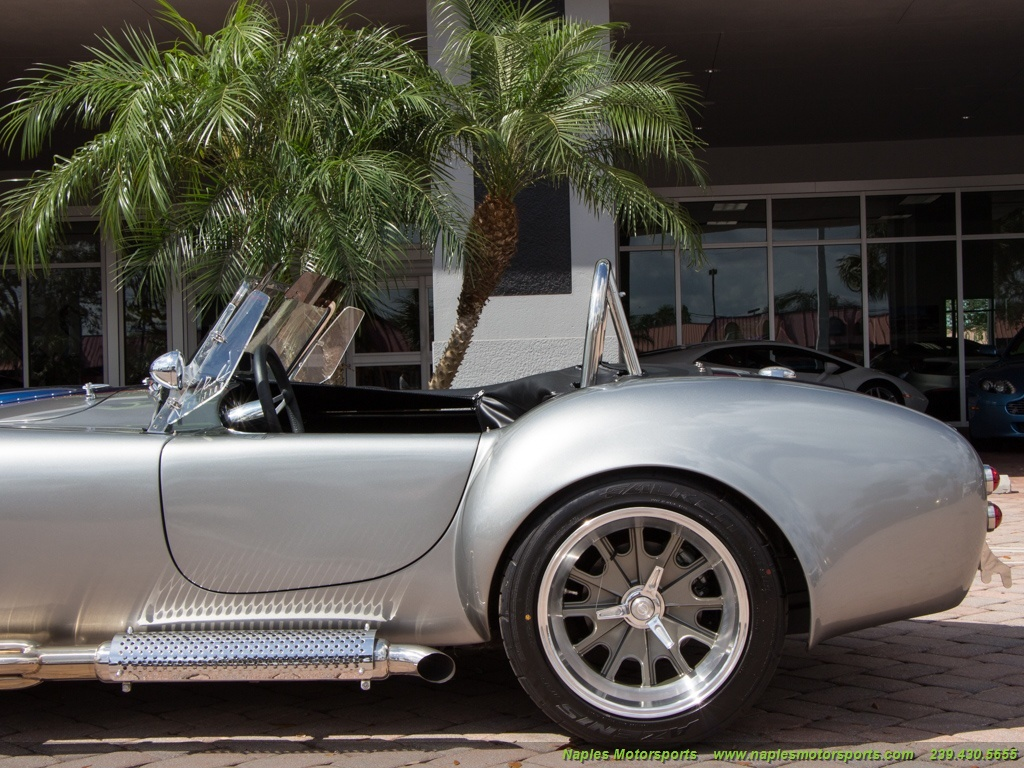 2014 Replica/Kit BackDraft Racing 427 Shelby Cobra Replica - Photo 50 - Naples, FL 34104