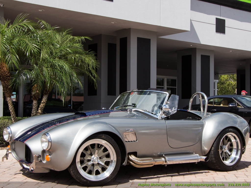 2014 Replica/Kit BackDraft Racing 427 Shelby Cobra Replica - Photo 54 - Naples, FL 34104