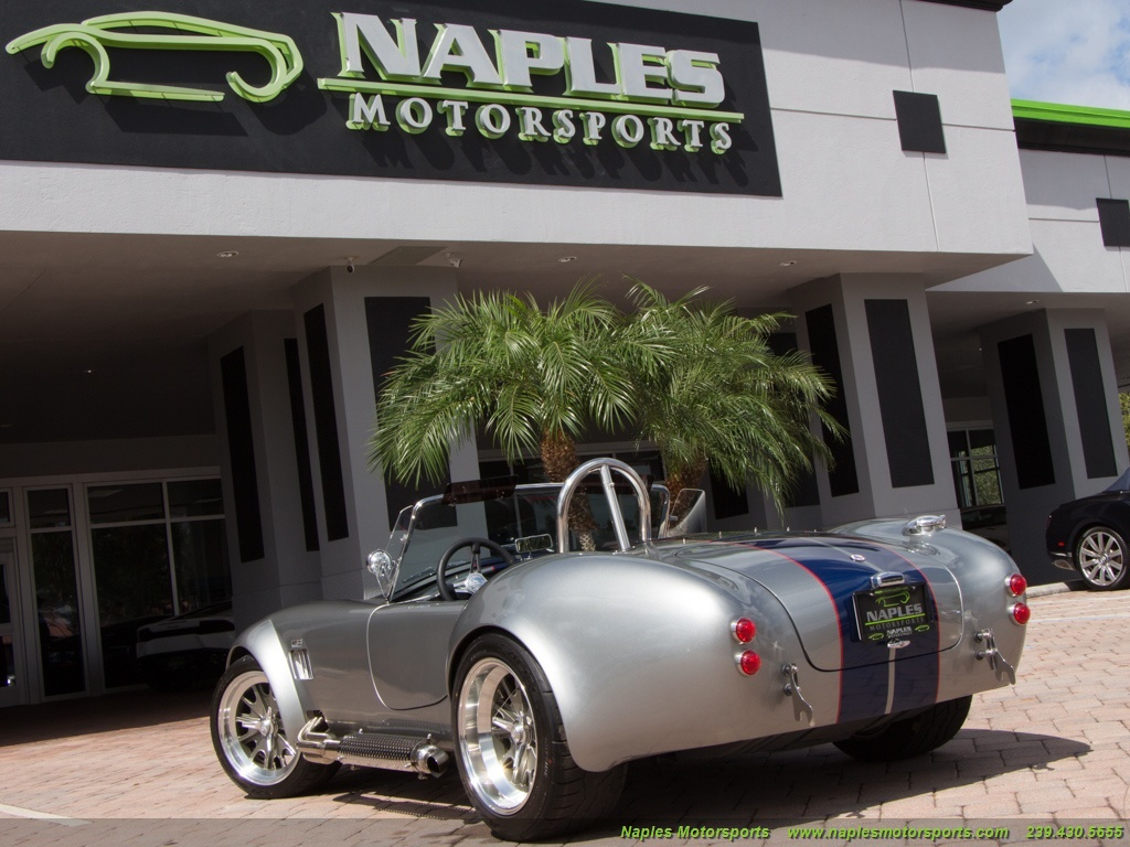 2014 Replica/Kit BackDraft Racing 427 Shelby Cobra Replica - Photo 31 - Naples, FL 34104