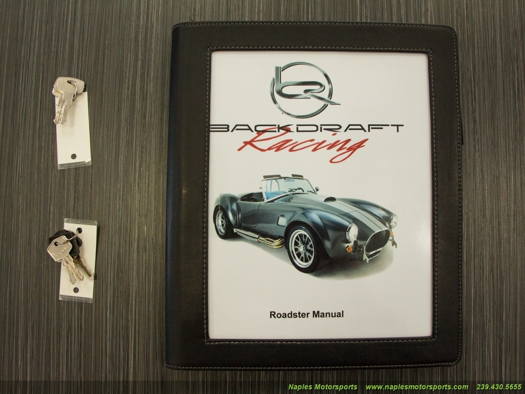 2014 Replica/Kit BackDraft Racing 427 Shelby Cobra Replica - Photo 58 - Naples, FL 34104