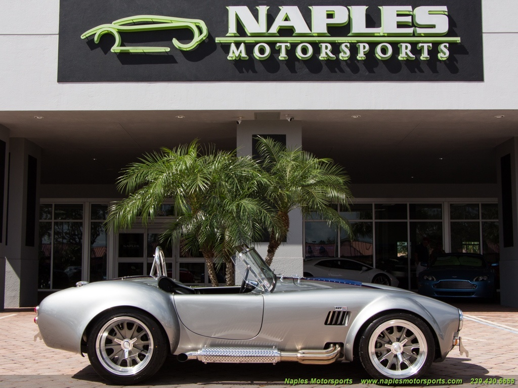 2014 Replica/Kit BackDraft Racing 427 Shelby Cobra Replica - Photo 6 - Naples, FL 34104