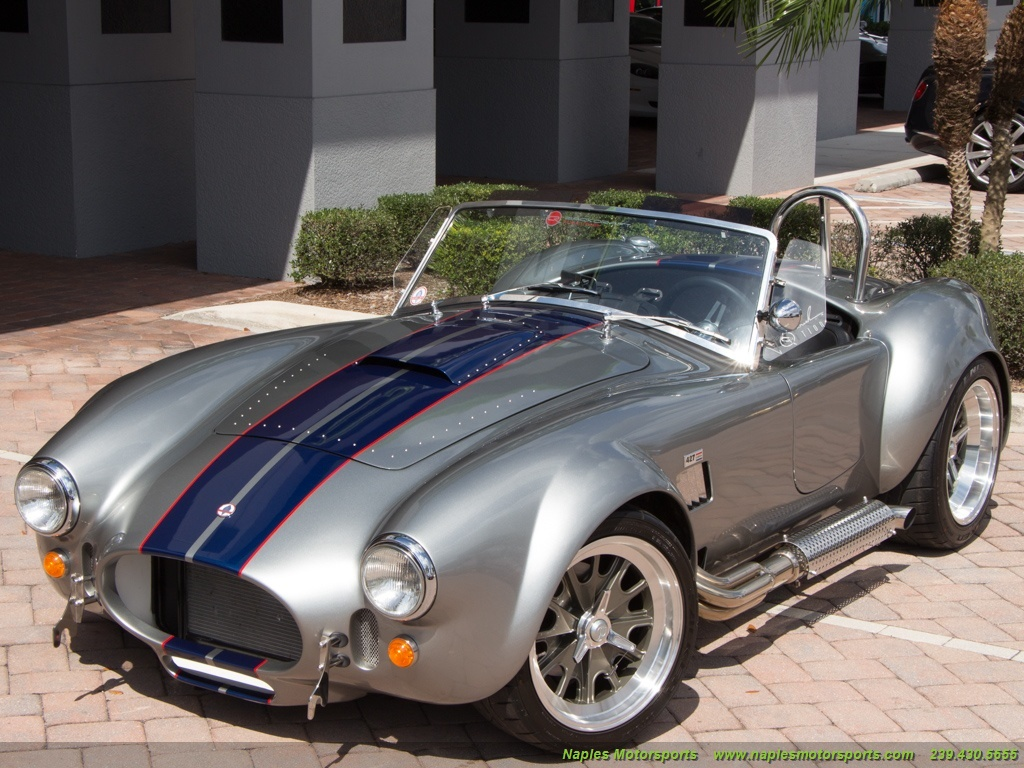 2014 Replica/Kit BackDraft Racing 427 Shelby Cobra Replica - Photo 5 - Naples, FL 34104