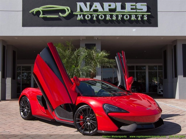 2017 McLaren 570S - Photo 1 - Naples, FL 34104